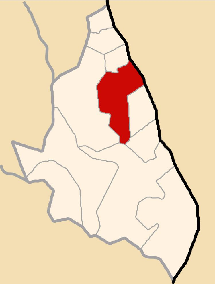 San Salvador de Quije District