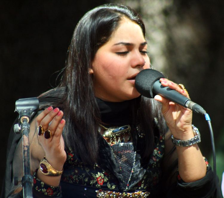 Sanam Marvi THE VIEW FROM FEZ Sanam Marvi Pakistan Sufi songs from