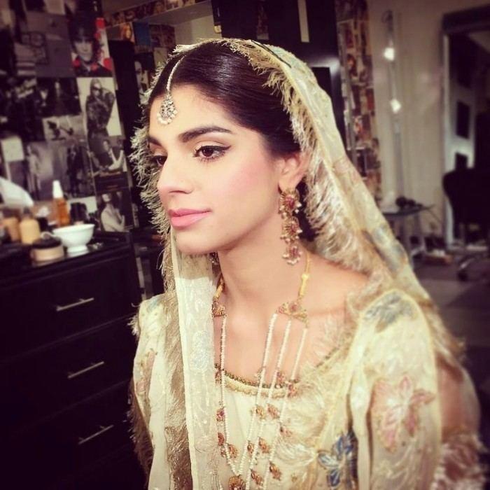 Sanam Saeed BritishPakistani actress Sanam Saeed wedding photos