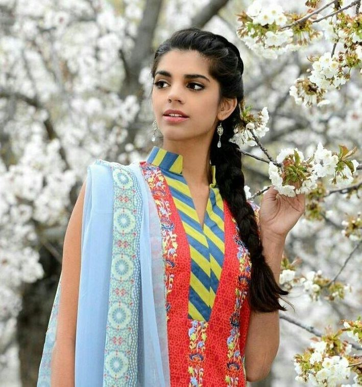 Sanam Saeed Sanam Saeed expresses her happiness over positive impact