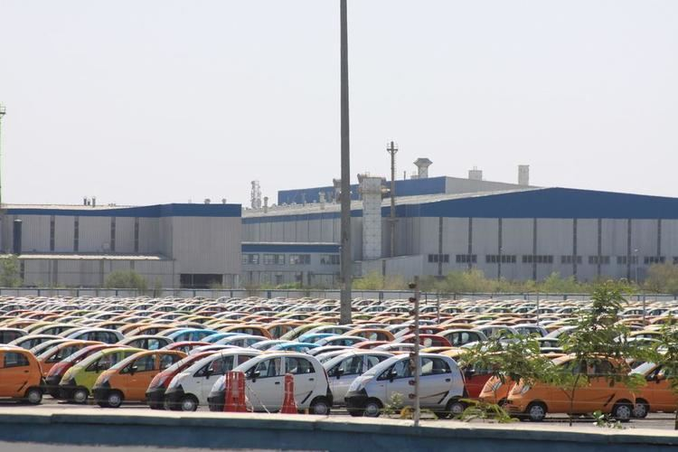 Sanand Plant (Tata Motors) wwwrushlanecomwpcontentuploads201304tatan