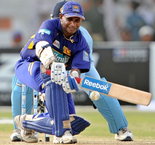 Sanath Jayasuriya (Cricketer)