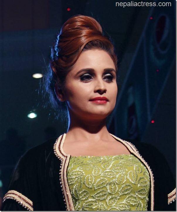 Sanchita Luitel Sanchita Luitel profile of Nepali actress and model LOKDOHORITV