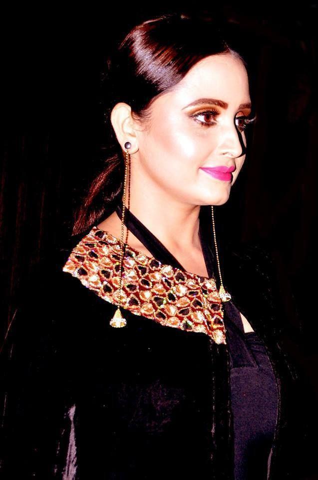 Sanchita Luitel SANCHITA LUITEL Actress of Nepal News Entertainment Portal