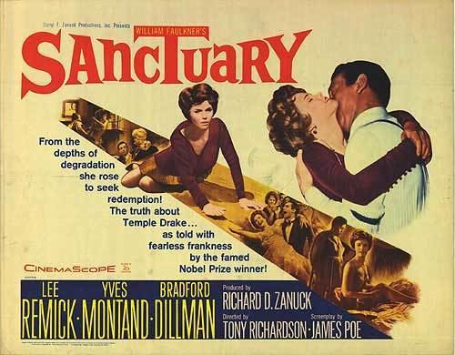 Sanctuary (1961 film) Sanctuary movie posters at movie poster warehouse moviepostercom