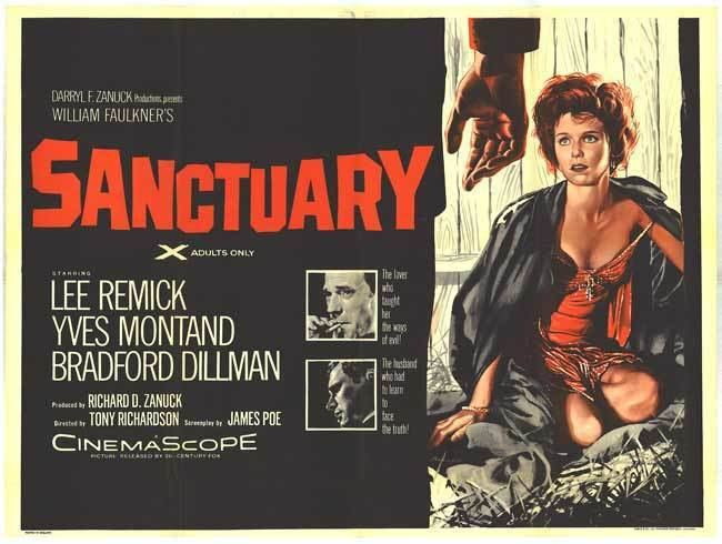 Sanctuary (1961 film) sanctuary dvd