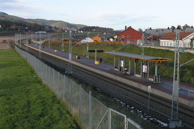 Sande Station
