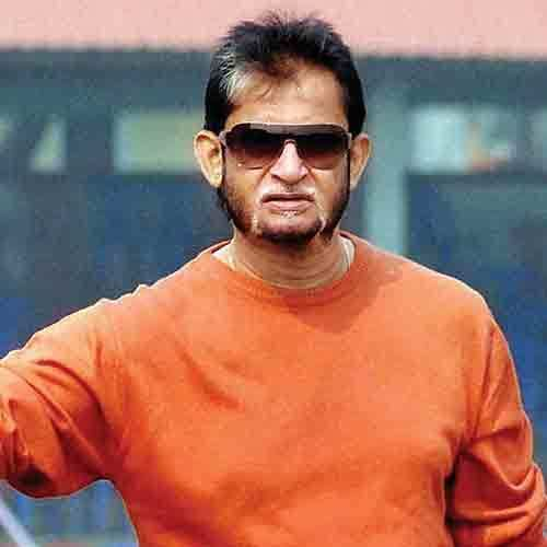 Sandeep Patil (Cricketer) family