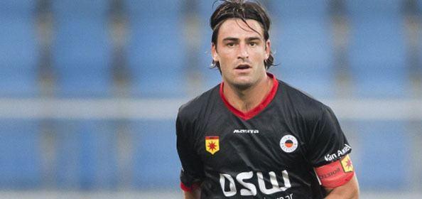 Sander Fischer Rangers make contact for Excelsior defender Football Oranje