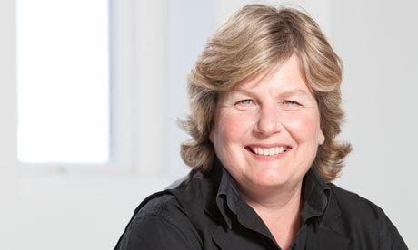 Sandi Toksvig TV needs more female personalities says Sandi Toksvig