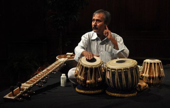 Sandip Burman E Jacob Cornelius Concerts Tabla Master Sandip Burman