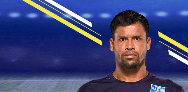 Sandip Nandy Kerala Blasters39 silent guardian Sandip Nandy
