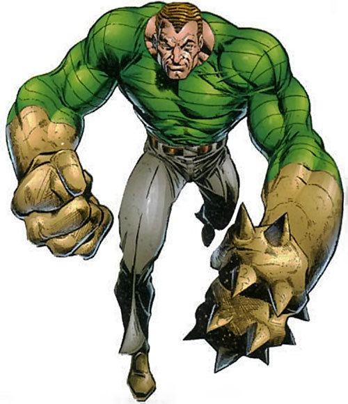 Sandman (Marvel Comics) - Alchetron, the free social ...