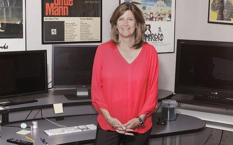 Sandra Adair The Frame Oscars 2015 After years editing 39Boyhood