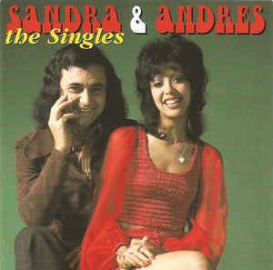 Sandra & Andres Sandra amp Andres The Singles CD at Discogs
