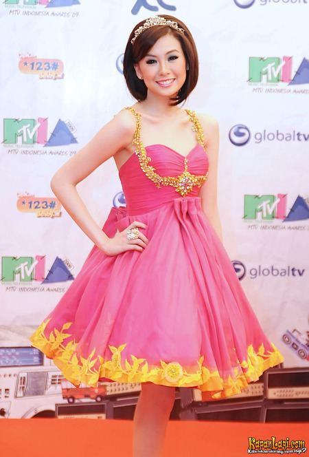 Sandra Angelia Miss amp Putri Indonesia 20052015