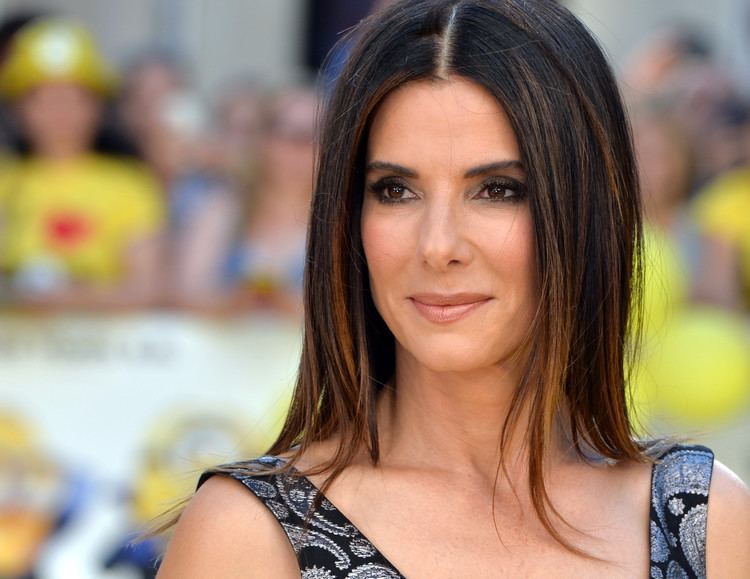 Sandra Bullock Sandra Bullock returns to the limelight at 39Minions39 world