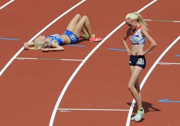 Sandra Eriksson Sandra Eriksson Photos Photos Olympics Day 8 Athletics Zimbio