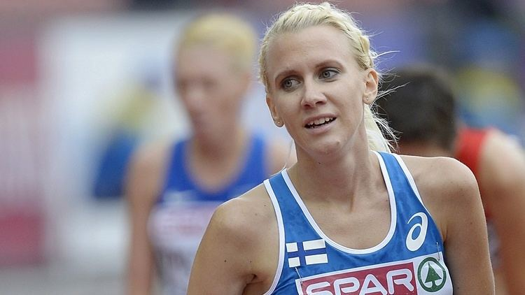Sandra Eriksson Sandra Eriksson ei saanut itsestn kaikkea irti SE