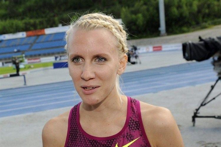 Sandra Eriksson Eriksson inte helt njd trots FR sterbottens Tidning