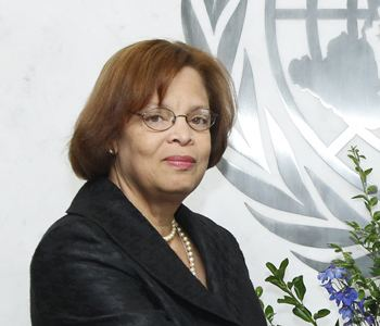 Sandra Honoré Disagreements have caused political stalemate in Haiti UN envoy