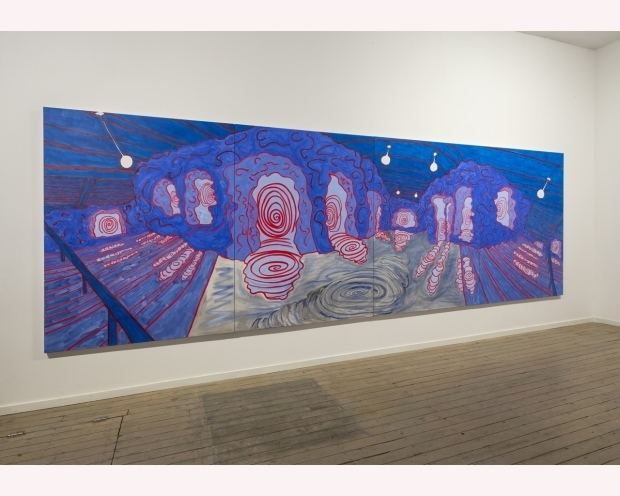 Sandra Meigs GG winning painter Sandra Meigs channels grief into art