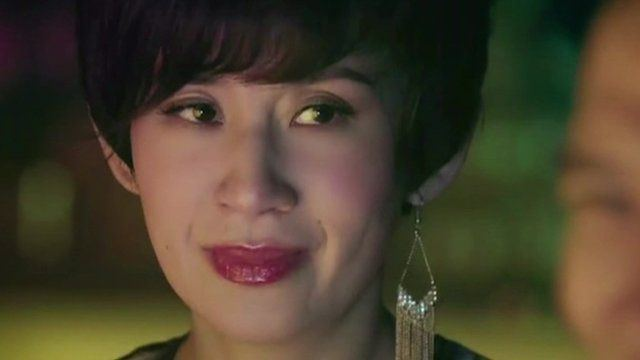 Sandra Ng Actress Sandra Ng content with Hong Kong stardom BBC News
