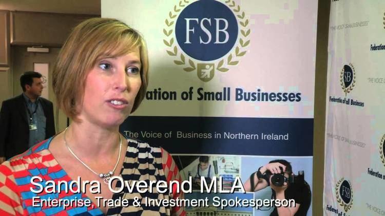 Sandra Overend Sandra Overend Enterprise Trade and Investment