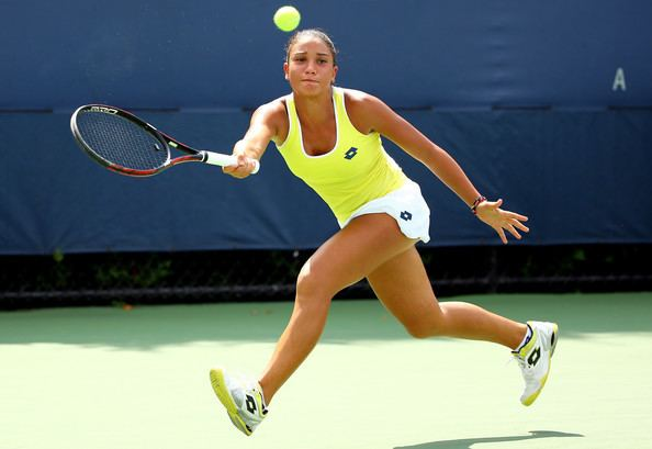 Sandra Samir Sandra Samir in US Open Tennis Day 8 Zimbio