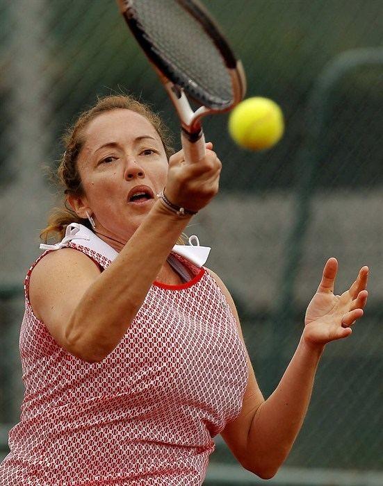 Sandrine Testud ITF Tennis Pro Circuit Player Profile TESTUD
