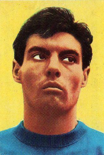 Sandro Salvadore ITALY JUVENTUS Sandro Salvadore 185 WELTMEISTERSCHAFT