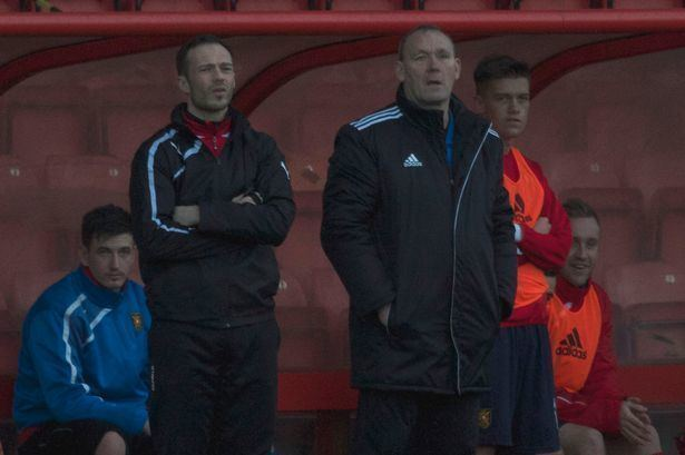 Sandy Clark Sandy Clark quits Albion Rovers to join Allan Johnston at