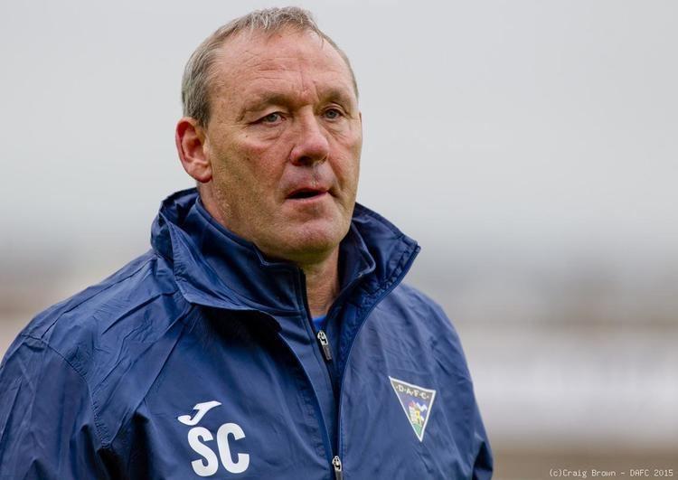 Sandy Clark Dunfermline Athletic Football Club SandyClarkvAlbionRovers