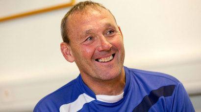 Sandy Clark Sandy Clark hopes Kilmarnock youngsters can gain
