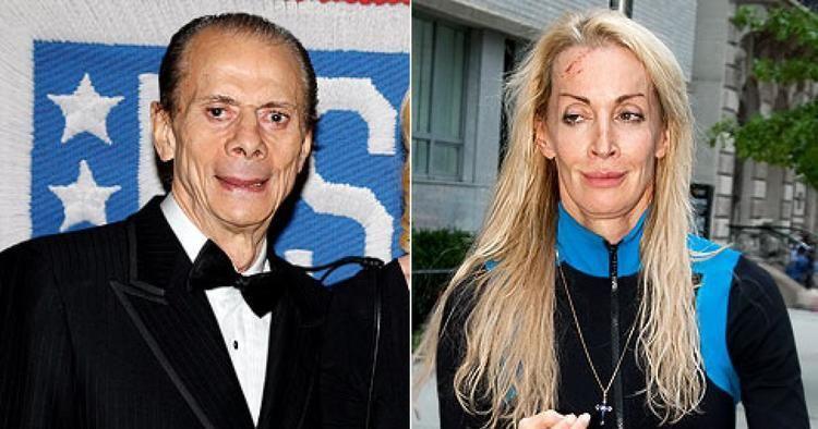 Sandy Frank TV producer model wife assault each other NY Daily News