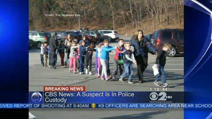 Sandy Hook Elementary School shooting Sandy Hook Shooter Motivated by Violent Video Games