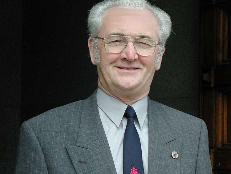 Sandy McDonald Very Reverend Sandy McDonald Moderator of the Church of Scotland