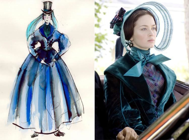 costume designer sandy powell - 736×546