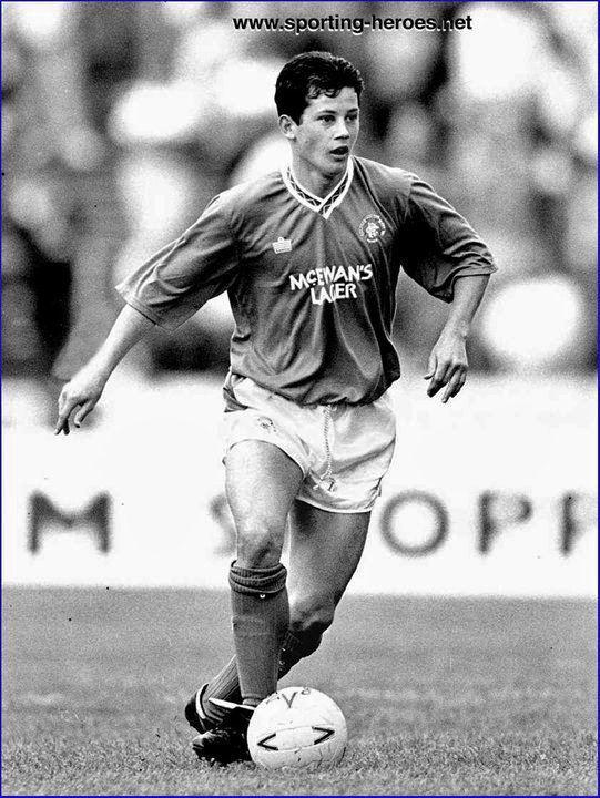 Sandy Robertson (footballer, born 1971) Sandy ROBERTSON League appearances Rangers FC