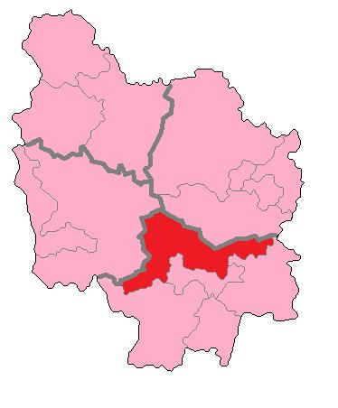 Saône-et-Loire's 3rd constituency