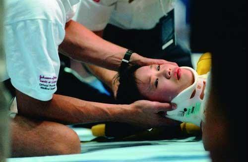 Sang Lan Paralysed gymnast Sang Lan sues for 21 billion Chinaorgcn