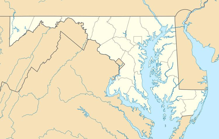 Sang Run, Maryland