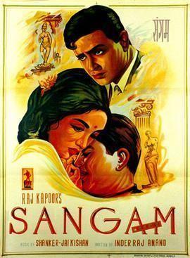 Sangam (1964 Hindi film) httpsuploadwikimediaorgwikipediaen225San