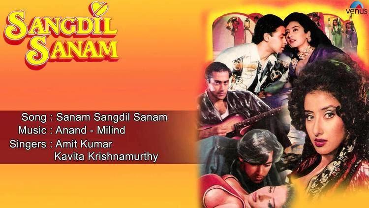 Sangdil Sanam Sanam Sangdil Sanam Full Audio Song Salman Khan