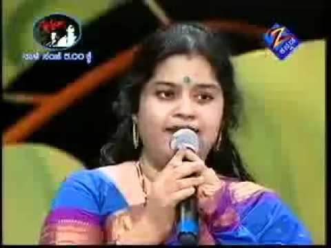 Sangeetha Katti Janapada Geeta b Sangeetha Katti Kulkarni YouTube