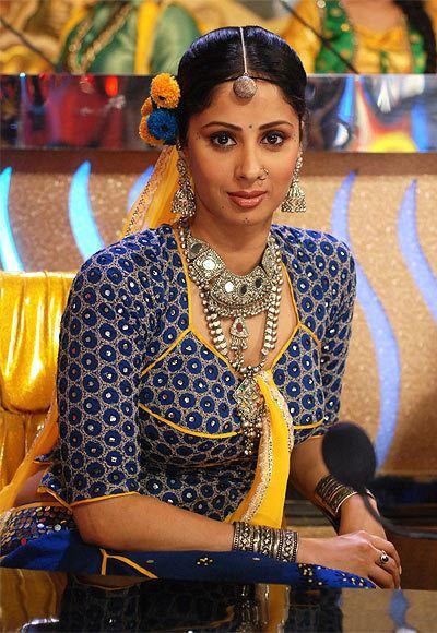 Sangita Ghosh Sangeeta Ghosh I missed being in front of the camera