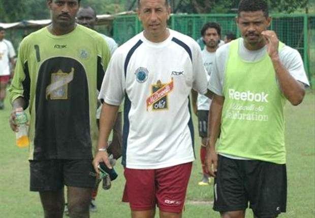 Sangram Mukherjee ILeague East Bengal Have A Good Team Sangram Mukherjee Goalcom