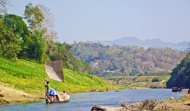 Sangu River Sangu River Offroad Bangladesh