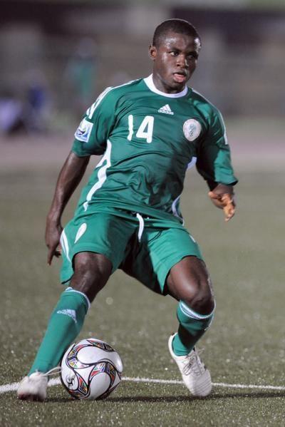 Sani Emmanuel Sani Emmanuel My People Football Club