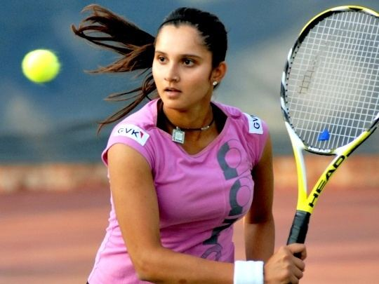 Sania Mirza Indian Tennis Weekly 13 Sania Mirza Creates History